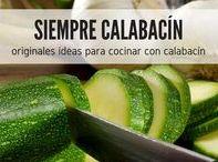 We Love Calabacín / We Love Calabacín Cocinar verduras es una maravilla y es que se pueden hacer un monton de recetas espectaculares, como todas las recetas fáciles que te mostramos en este tablero donde el calabacín es el protragonista. Descibre nuevas ideas para cocinar calabacín con RecetasGratis #RecetasGratis #RecetasCocina #RecetasFáciles #Calabacín #RecetasSaludables #ComerCalabacin #CocinarCalabacin
