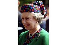 Queen Elizabeth 1990s