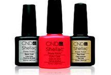 Tips and Toes! / nail art, mani/pedi, shellac CND