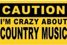 I ♥ CoUnTry MuSiC / PLEASE pin only a few pins from each board that you like.  Tomorrow is another day! / by ♥~NiKitA~♥