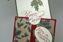 Handmade Christmas cards and tutorials