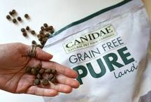 Pet Food Made By Pet People / CANIDAE is Pet Food Made By Pet People. Check out these CANIDAE reviews! / by CANIDAE Pet Foods
