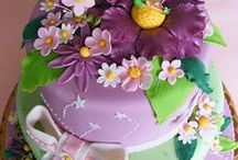 FANCY CAKES   2 / Various types of cakes for all occasions / by Susan Hutchings