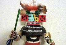 Native American Kachinas & Masks / by David Hawbaker