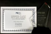Awards and Honors / We create award winning work for our clients (and ourselves).