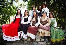 Viking Clothing - Women / by K Alexander