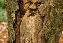 Tree Art and Art for the Spirit / Interesting and different art