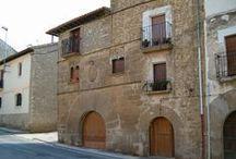 Casas del pueblo