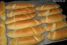 Pečivo / Rohlíky,chleby,housky,bagety atd.