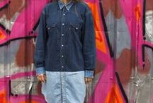 Upcycle & Refashion / Uses for pre-loved fabrics & clothes.