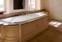 Classical bathrooms
