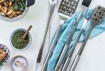 Fire Up the Grill / Delicious recipes, tips and tools - all great for grilling. #KuhnRikonUSA