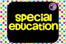 Special Education / All resources for special needs students.