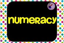 Numeracy / Resources for Math and Numeracy. Please pin 5 products and 2 non-products a day! Thank you!
