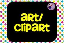 Art/Clipart / Artsy Things. Visual Arts. Clipart for Education.