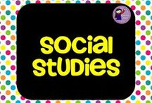 Social Studies / Social Studies resources and lessons for K to High School.