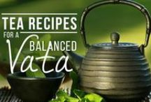 Food for Vata / How to cook delicious vata pacifying dishes to reduce anxiety and improve digestion.