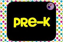 Pre-K / Resources for Pre-K teaching.