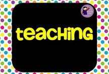 Teaching / Teaching resources, ideas and strategies. Please pin 3 products and 3 non-products a day. :) Thank you!