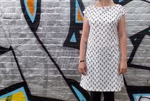 Walkley Inspiration / MIY Collection Walkley vest & dress sewing pattern - inspiration and makes.