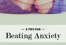Anxiety resources / Useful books, articles, tools and resources for people dealing with anxiety
