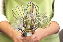 Which Whisk Is Best? / Cooks collect them and rightly so – because whisks come in a variety of shapes and sizes with advantages for different tasks.  Here are tips from #KuhnRikonUSA for choosing the best whisk for your latest culinary creation.