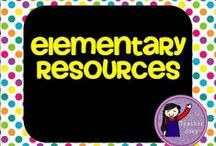 Elementary Resources / Resources for the Primary Grades