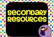 Secondary Resources / Resources for High School  Education
