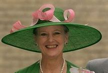 Queen Margrethe 1972 to 2009