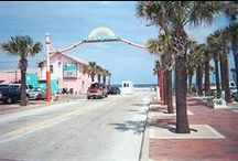 Let's go SHOPPING / Shop along historic Flagler Avenue and Canal Street and find a unique gift for that hard to please friend. Get all the necessities or the latest in Florida fashions at local department and drugstores.