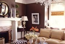 House and Home / interior design, beautiful home, furniture, living rooms, bedrooms,  / by Market Town