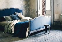 Enterprise blue. / Blue things, blue decor, blue furniture, blue paint.