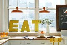 Kitchen. / Kitchens, kitchen decor, and kitchen storage.