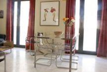 Seville Flor Naranja Apartment : Living Room / http://apartmentsevilleflornaranja.blogspot.com.es/