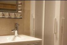Seville Flor Naranja Apartment : Bathroom / http://apartmentsevilleflornaranja.blogspot.com.es/