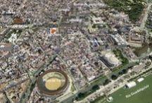 Seville Flor Naranja Apartment : Location Maps / http://apartmentsevilleflornaranja.blogspot.com.es/
