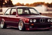 BMW E30 / by Mario Peevski