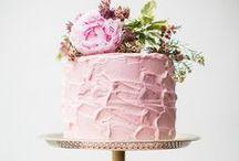 W E D D I N G * C A K E S / Beautiful & Unique Wedding Cakes / by martina @ Martinka Crystal