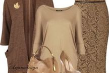Outfit Brown