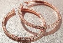 ''** Jewelry Rose Gold
