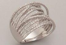 ''** Jewelry White Gold