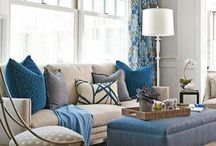 Hamptons / This is the styling atmosphere I am hoping to create at mum's house. Feel free to add ideas!
