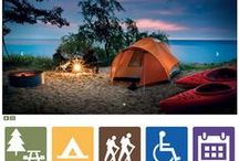 Camping | Michigan State Parks and Recreation Areas / Michigan State Parks and Recreation Areas. You can find information about amenities, activities and more here.