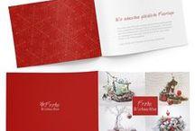 Unsere Weihnachtskarten Designs / Weihnachtskarten 2014 -  Wie stellt sich ein Unternehmen seine Weihnachtskarte für seine Kunden vor? Die Weihnachtskarte sollte einzigartig sein mit einem starken Bezug zum eigenen Unternehmen. Mit unserem Online-Designer kein Problem. Sie können die Karten völlig frei editieren, Ihr Logo platzieren, eigene Bilder hochladen und den Text nach Ihren Wünschen verändern.
