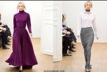 DEFİLELER / dress models