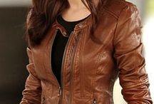 ''** Leather Jacket