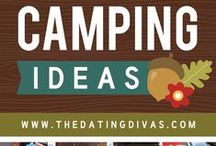 Recreation Safety Tips and Tricks / Some great camping tips and tricks to keep your family working smarter, not harder when enjoying the outdoors.