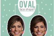 ''** Face Shape Oval