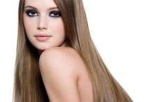 '*Hair Dark Blonde