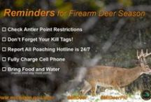 Hunt Michigan / Videos and posts featuring Michigan's proud heritage of hunting and guides to enjoying our natural resources.